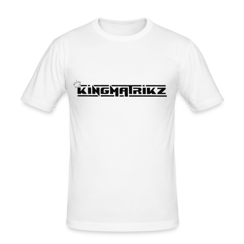 kingmatrikz mk2 - Herre Slim Fit T-Shirt