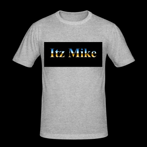 Itz Mike Merch - Men's Slim Fit T-Shirt