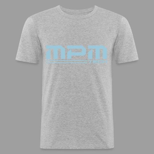 LOGO MPM (1) - Maglietta aderente da uomo