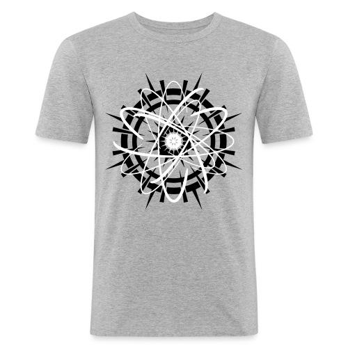 Oxygen - Men's Slim Fit T-Shirt