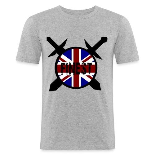 Wrestling's Finest - Men's Slim Fit T-Shirt