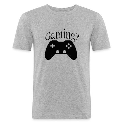 Gaming - T-shirt près du corps Homme