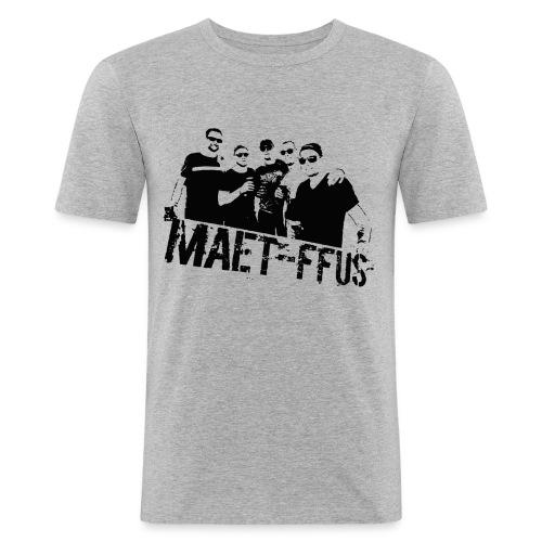 Unbenannt 1 png - Männer Slim Fit T-Shirt