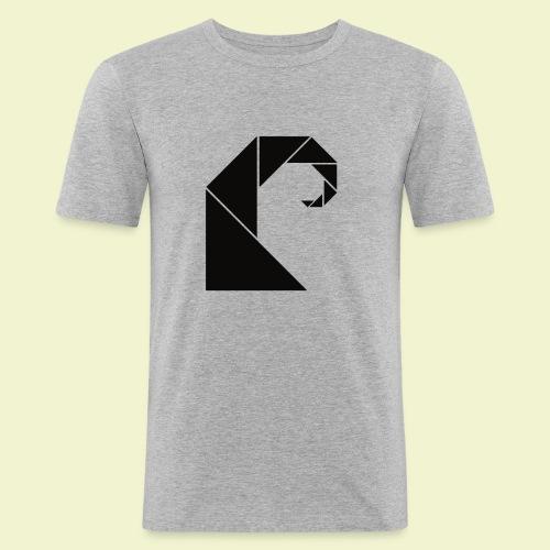 Swell - Mannen slim fit T-shirt