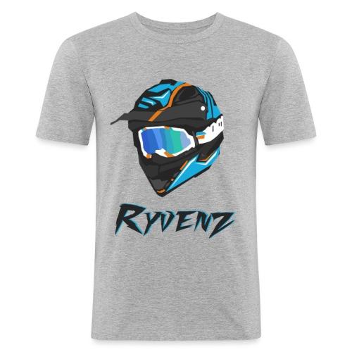 T SHIRT RYVENZ N2 - T-shirt près du corps Homme