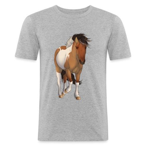 Rudi Pon. - Slim Fit T-skjorte for menn