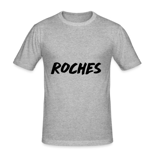Roches - Men's Slim Fit T-Shirt