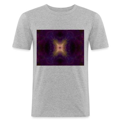 Mandala vibration de Calme - T-shirt près du corps Homme