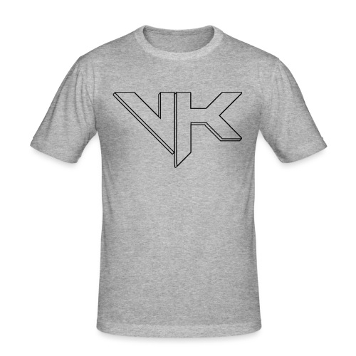 vK - Men's Slim Fit T-Shirt