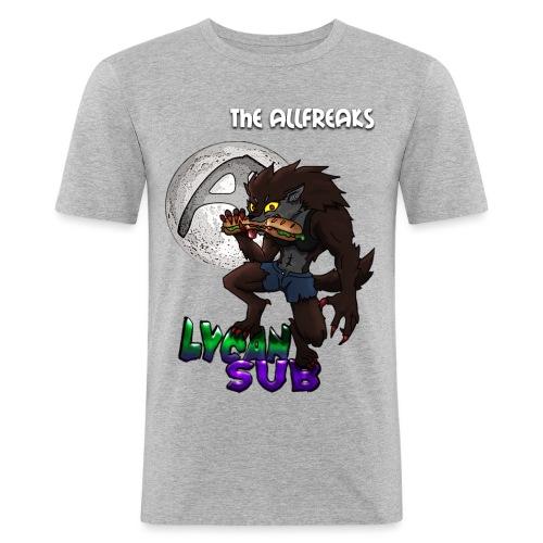 The AllFreaks | LycanSub - Men's Slim Fit T-Shirt