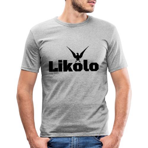 likolo.. - T-shirt près du corps Homme