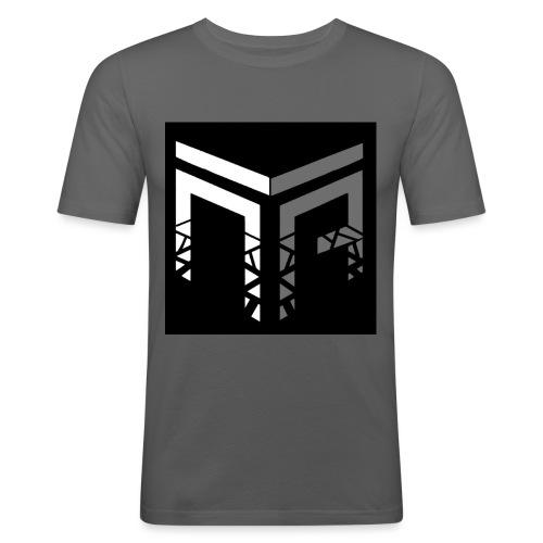 NAYRO SUMMER COLLECTION - Mannen slim fit T-shirt