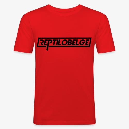 M1 Reptilobelge - T-shirt près du corps Homme