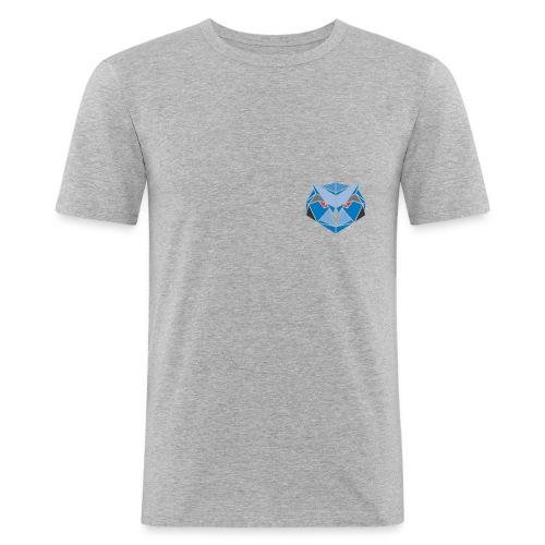 Cedii Kingsley - Männer Slim Fit T-Shirt