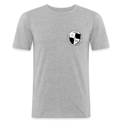 Residents' Club shield - Men's Slim Fit T-Shirt