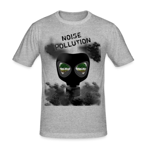 Noise pollution - T-shirt près du corps Homme