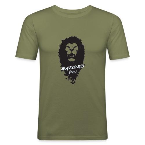 Bailors Brand Lion - Mannen slim fit T-shirt