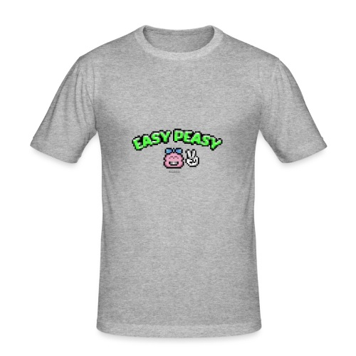 Easy Peasy - Girl - Männer Slim Fit T-Shirt