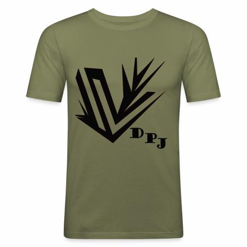 dpj - T-shirt près du corps Homme