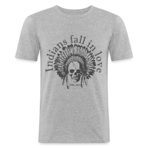 75ton - Männer Slim Fit T-Shirt