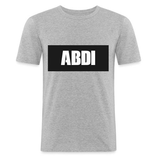 Abdi - Men's Slim Fit T-Shirt