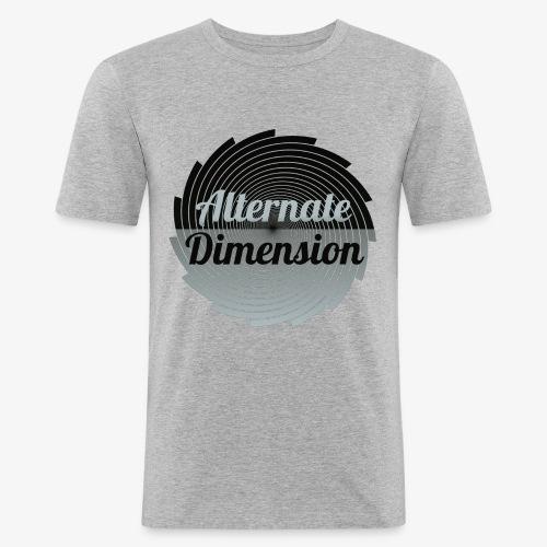 Alternate Dimension (Gross) - Männer Slim Fit T-Shirt