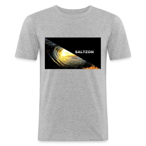 saltzon - Men's Slim Fit T-Shirt