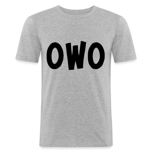 OWO - Men's Slim Fit T-Shirt