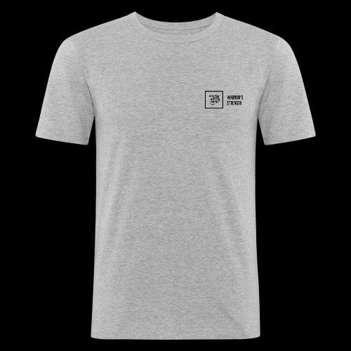 logo transparent backgrou - Men's Slim Fit T-Shirt