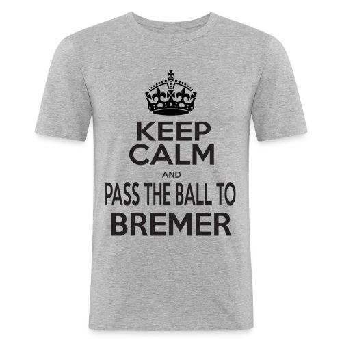 Calm png - Slim Fit T-shirt herr
