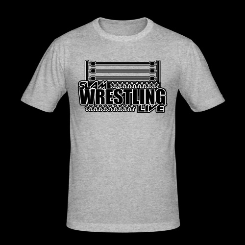 Ring logo - Men's Slim Fit T-Shirt