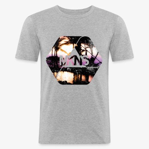 MKNS0008 - Männer Slim Fit T-Shirt