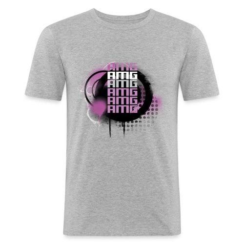 tshirt - Maglietta aderente da uomo