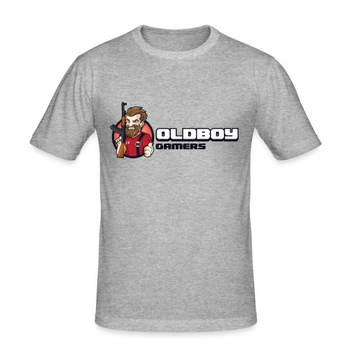 Oldboy Gamers Fanshirt - Slim Fit T-skjorte for menn