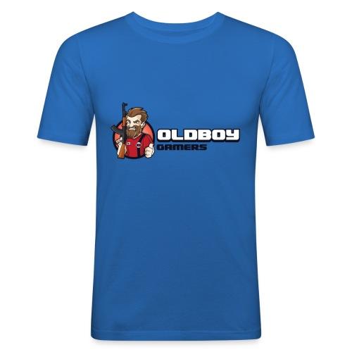 Oldboy Gamers Fanshirt - Slim Fit T-skjorte for menn