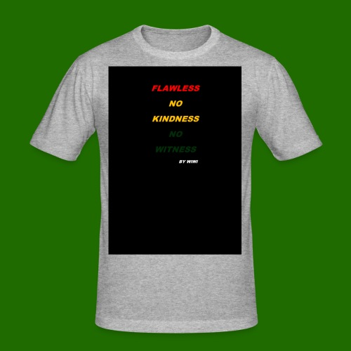 Yellow RED - T-shirt près du corps Homme