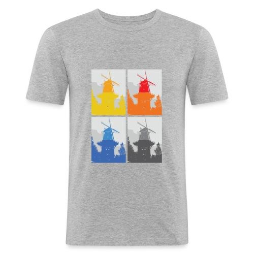 Mills - Men's Slim Fit T-Shirt