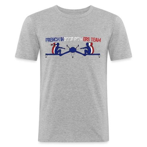 FIRT - T-shirt près du corps Homme