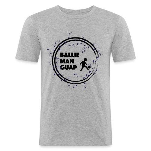 Balliemanguap (Special) - Mannen slim fit T-shirt
