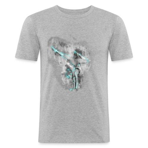 Yoga - Slim Fit T-shirt herr