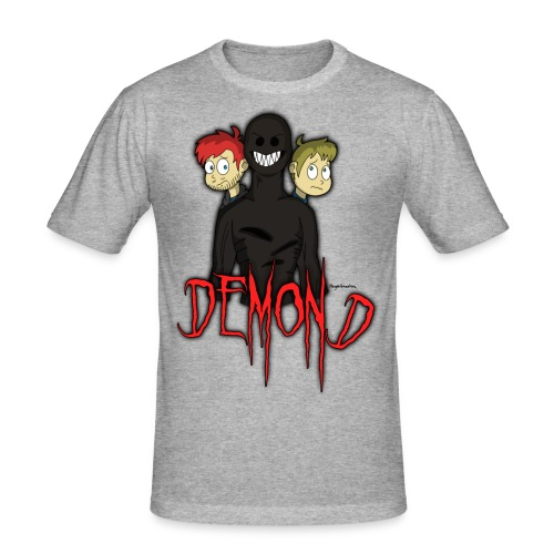 'DEMOND' Tshirt (Colesy Gaming - YouTuber) - Men's Slim Fit T-Shirt