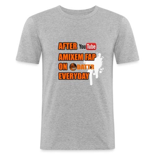 amixem - Men's Slim Fit T-Shirt