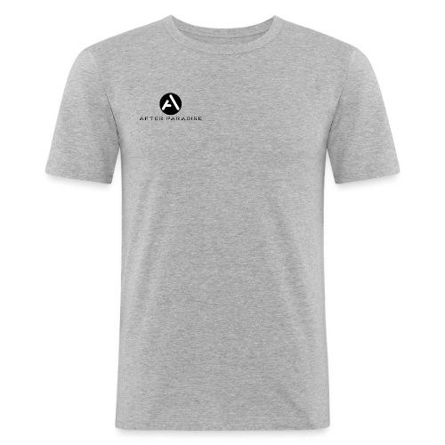 Logo Básico - Camiseta ajustada hombre