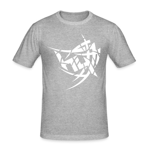 hu tribal wild - Herre Slim Fit T-Shirt