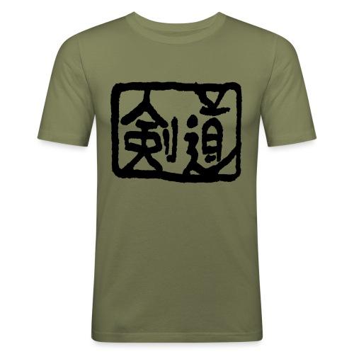 Kendo - Men's Slim Fit T-Shirt
