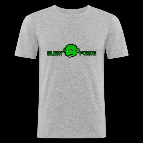 The Blunt Force - Slim Fit T-shirt herr