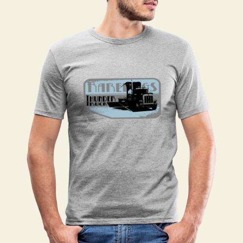 thundertruck - Herre Slim Fit T-Shirt