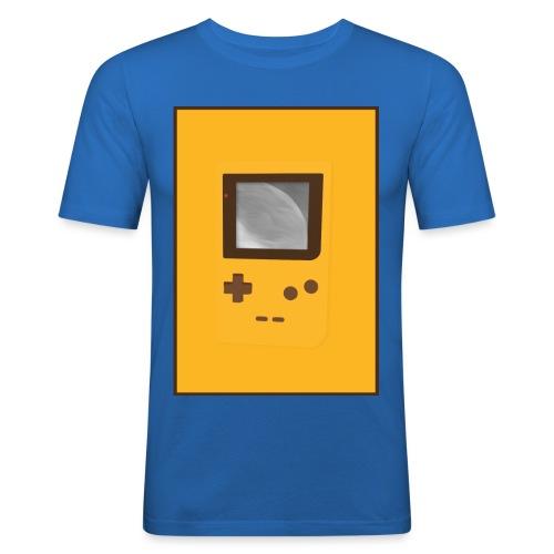 Game Boy Nostalgi - Laurids B Design - Herre Slim Fit T-Shirt
