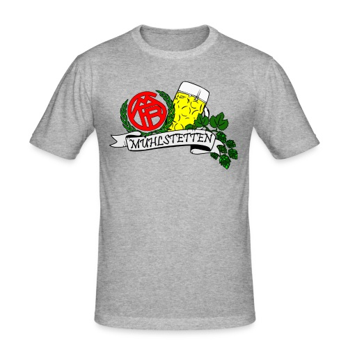 Fanclub Rezattal - Männer Slim Fit T-Shirt