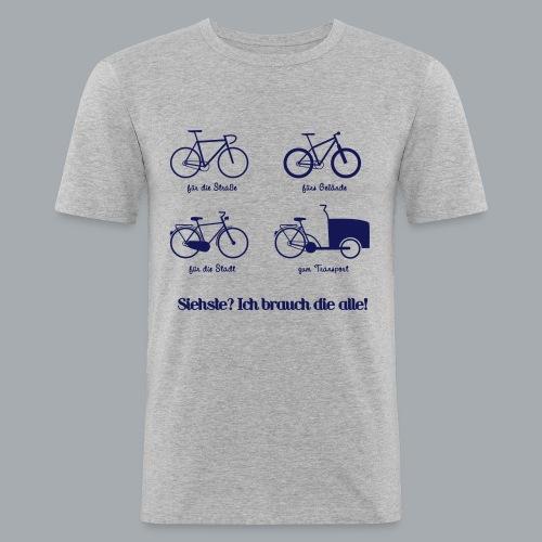 Bikepark - Männer Slim Fit T-Shirt